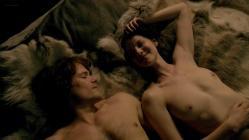 Caitriona Balfe nude topless butt an hot sex - Outlander (2014) s1e7 hd720p (13)