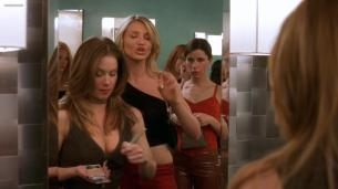 Christina Applegate hot in bra Cameron Diaz hot and Selma Blair hot in panties - The sweetest Thing (2002) hd1080p (13)