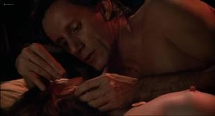Deborah Harry nude topless in - Videodrome (1983) HD 1080p BluRay