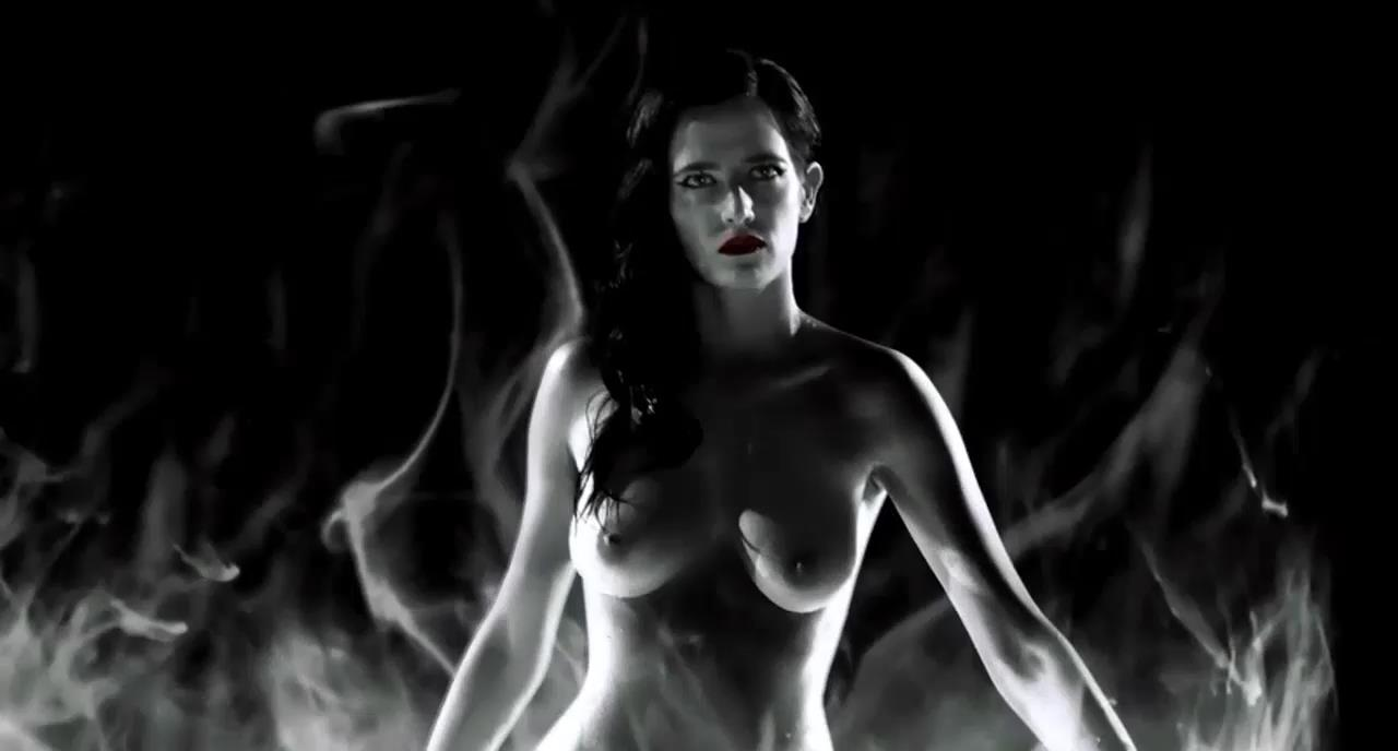 Eva Green nude hot and topless - Sin City A Dame to Kill For (2014) hd720p