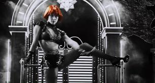 Jessica Alba hot as stripper - Sin City A Dame to Kill For (2014) hd720p