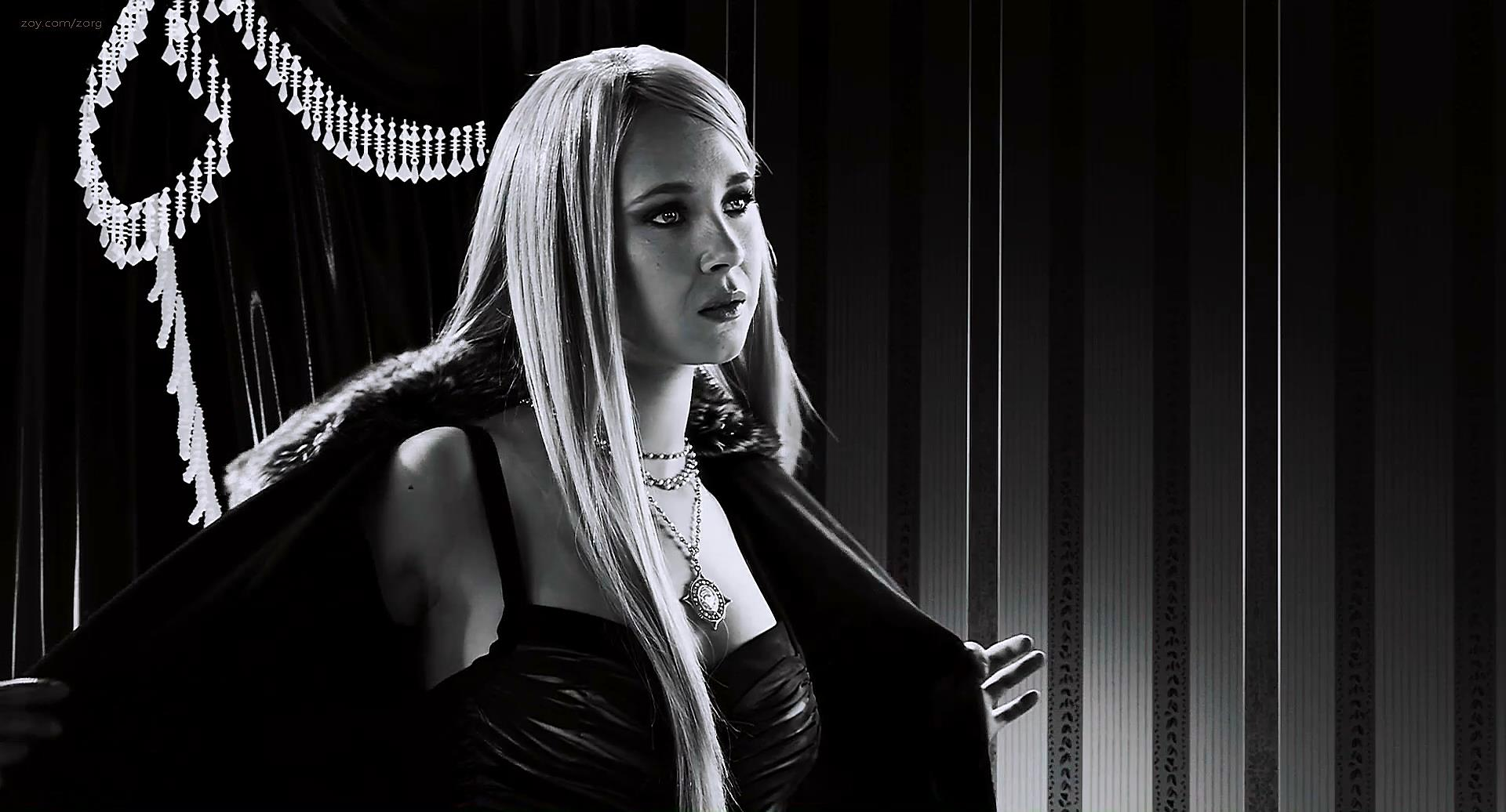 Juno Temple nude brief topless and sex - Sin City A Dame to Kill For (2014) hd720p