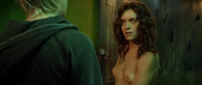Katie Cassidy nude topless and sex and Ashlynn Yennie nude - The Scribbler (2014) hd1080p (10)
