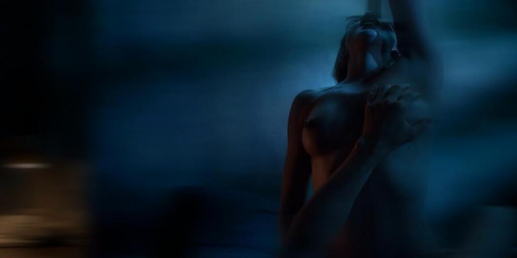 Katie Cassidy nude topless and sex and Ashlynn Yennie nude - The Scribbler (2014) hd1080p (4)