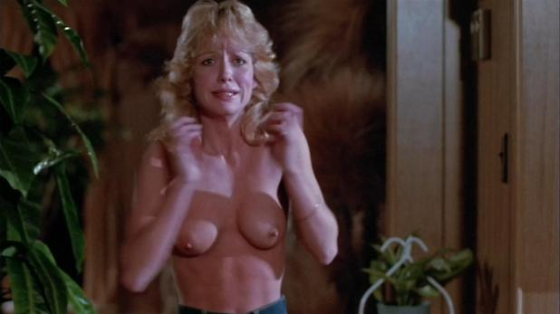 Linnea Quigley nude sex and dead at the end - Silent Night Deadly Night (1984) hd1080p