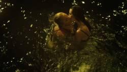 Madeline Zima, Agnes Bruckner, Kate Levering hot lesbian sex - Breaking the Girls (2013) hd1080p (13)
