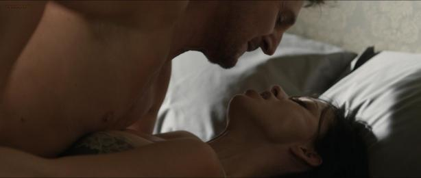 Olivia Wilde nude topless but and hot sex - Third Person (2013) hd720/1080p (10)
