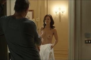 Olivia Wilde nude topless but and hot sex – Third Person (2013)  HD 1080p