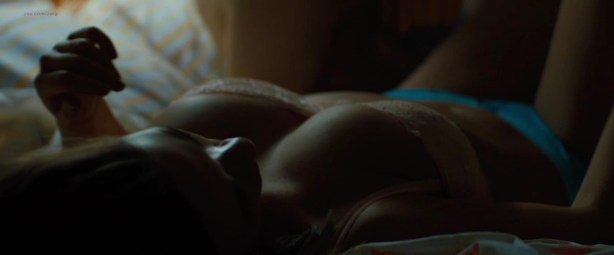 Addison Timlin hot in the bath and sex and Morganna May nude sex - The Town That Dreaded Sundown (2014) hd720p (5)