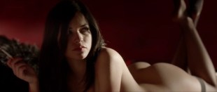 Alexis Knapp nude butt naked and other all nude - The Anomaly (2014)