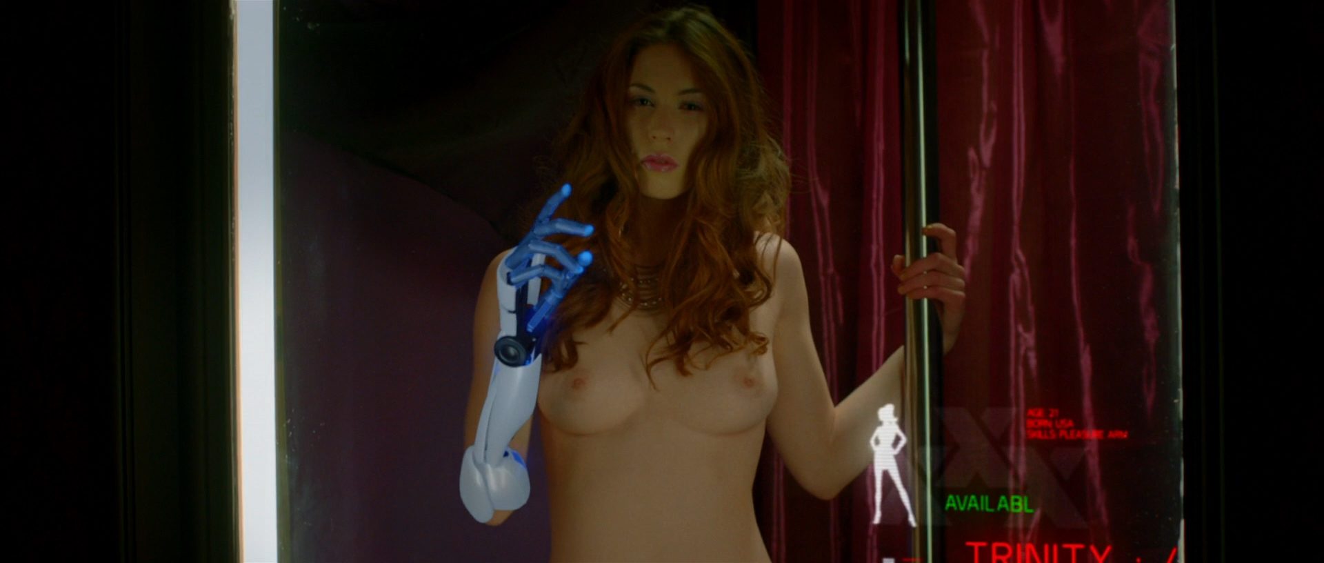 alexis knapp completed naked