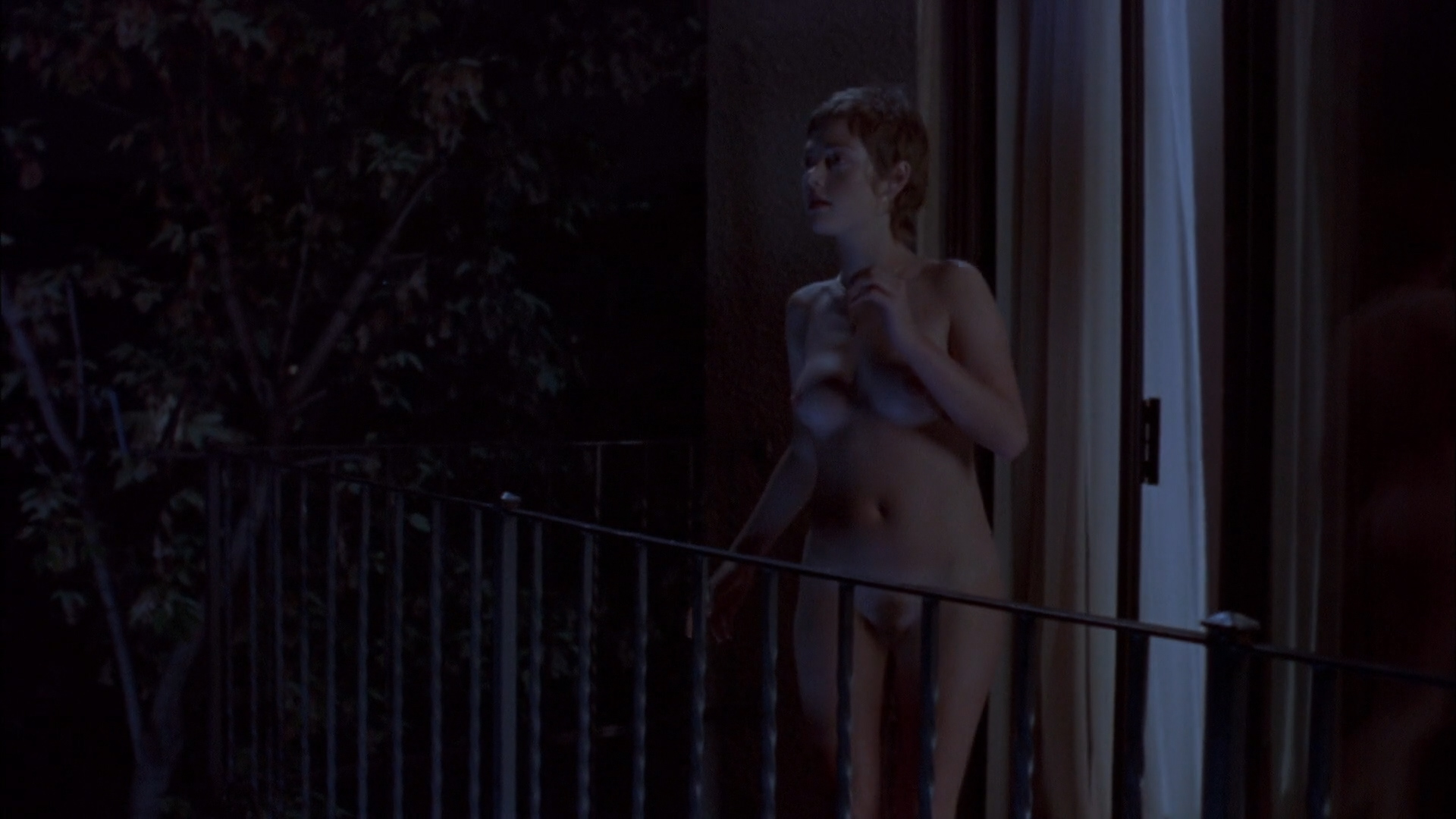 Kelly rutherford sex scene angels don't sleep here
