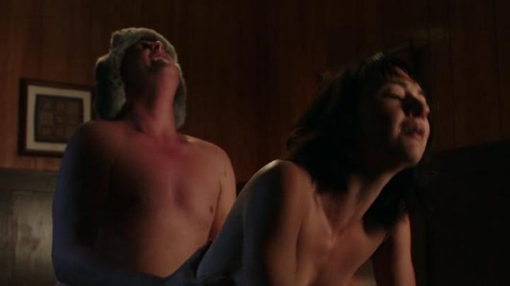 Cortney Palmnude topless and Lexi Atkins not nude but hot in bikini - Zombeavers (2014) (3)