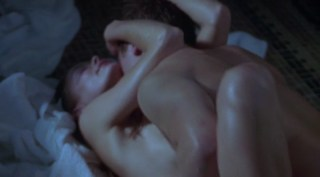 Jaime King hot wet and sex and Laura Prepon hot funny and masturbating - Slackers (2002) (2)