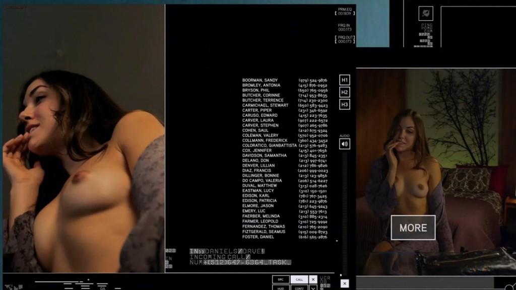 Sasha Grey nude topless - Open Windows (2014) hd1080p (Web-DL) (1)