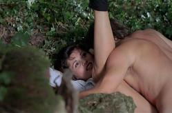 Serena Grandi nude Alexandra Vandernoot nude sex and Marion Peterson nude bush - L'iniziazione (1987) (14)