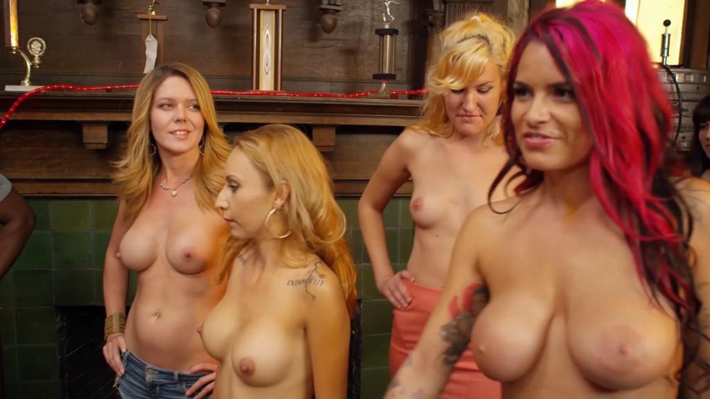 Vanessa Sheri, Jacquelina Cardinale and Nina Kate all nude - Alpha House (2014) hd1080p