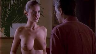 Vittoria Belvedere nude busty topless and hot - In Camera Mia (1992)