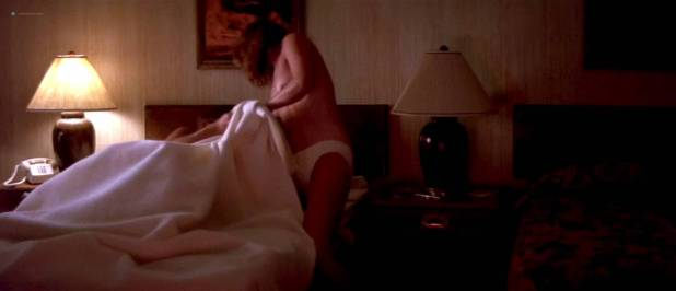Alexandra Paul nude topless and lame sex American Flyers (1985) HD 720p (8)