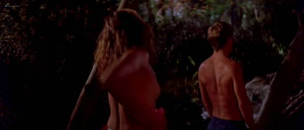 Alexandra Paul nude topless and lame sex American Flyers (1985) HD 720p (4)