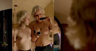 Chloë Sevigny nude topless and Carisa Glucksman nude- Gummo (1998) (6)