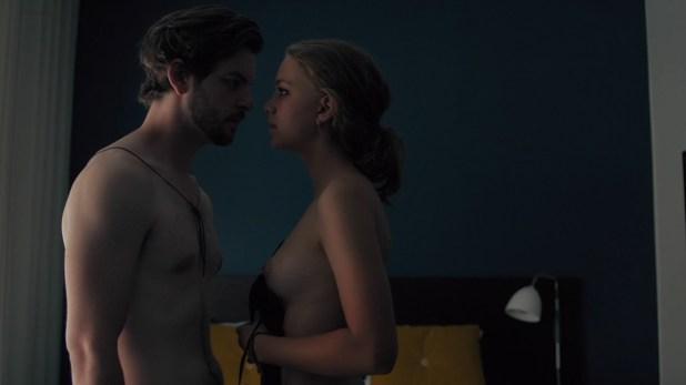 Frederikke Dahl Hansen nude topless - Copenhagen (2014) hd720p (3)