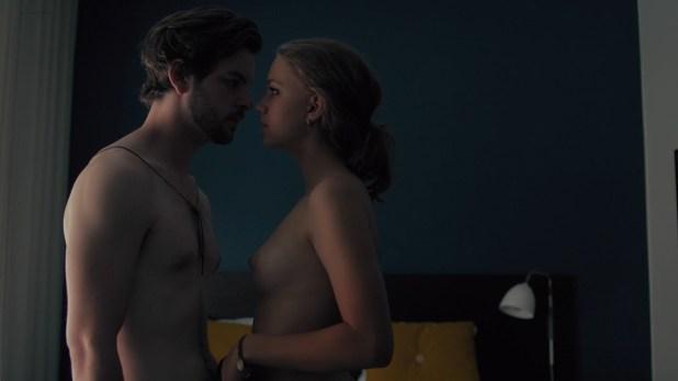 Frederikke Dahl Hansen nude topless - Copenhagen (2014) hd720p (2)