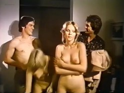 Rebecca Brooke nude sex Jennifer Welles nude sex stripping and few other actress all nude - Confessions of a Young American Housewife (1974) (11)