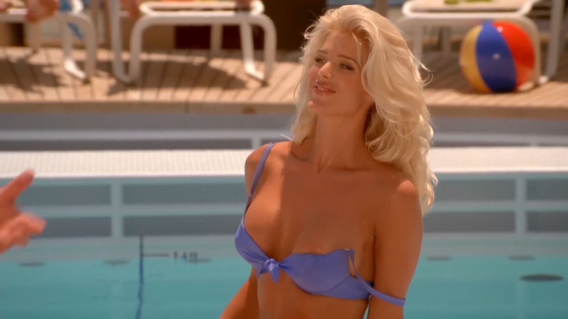 Roselyn Sanchez hot Victoria Silvstedt hotin bikini Vivica A. Fox hot cleavage Deanna Brooks and others nude topless - Boat Trip (2002) hd1080p (7)