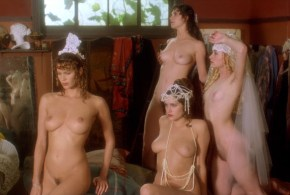 Tara Fitzgerald nude full frontal Elle Macpherson and Kate Fisher nude bush and busty Portia de Rossi nude bush – Sirens (1994) hd720p