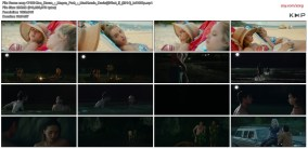 Zoe Kazan nude butt and Megan Park and MacKenzie Davis not nude but hot bikini- What If (2014) hd1080p (9)