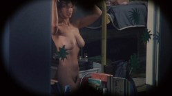 Cristi Harris nude topless and sex Zoe Trilling not nude stripping and few other nude full frontal - Night of the Demons 2 (1994) hd1080p (1)