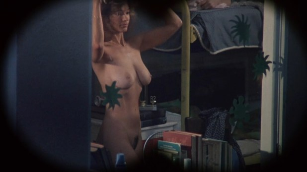 Cristi Harris nude topless and sex Zoe Trilling not nude stripping and few other nude full frontal - Night of the Demons 2 (1994) hd1080p 9