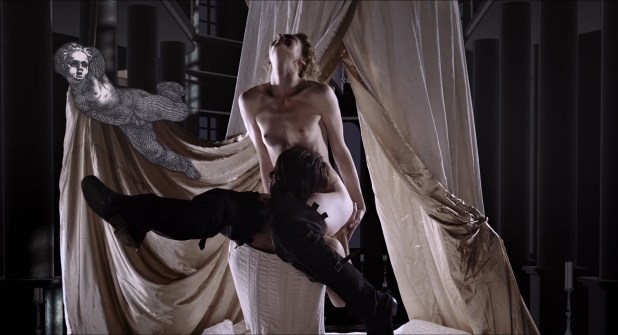 Kate Moran nude full frontal - Goltzius and the Pelican Company (UK-2012) hd1080p (9)