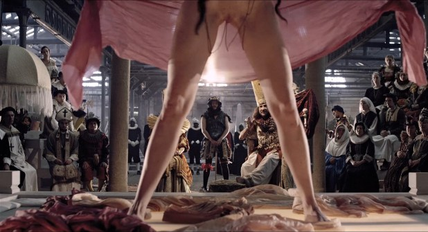 Kate Moran nude full frontal - Goltzius and the Pelican Company (UK-2012) hd1080p (7)