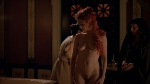Kerry Condon nude full frontal some sex and lesbian - Rome (2005) season 1 hd1080p
