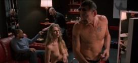 Leighton Meester hot sex and Julie Ann Dawson nude topless - By the Gun (2014) hd1080p (2)