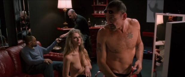Leighton Meester hot sex and Julie Ann Dawson nude topless - By the Gun (2014) hd720/1080p