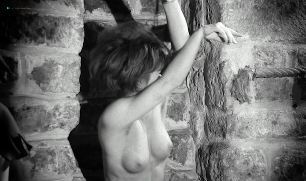 Solange Pradel nude topless skinny dipping and others nude - Le viol du vampire (FR-1968) HD 720p BluRay (4)