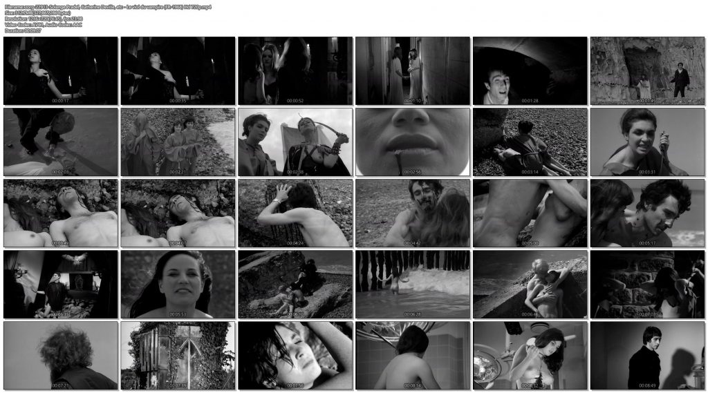 Solange Pradel nude topless skinny dipping and others nude - Le viol du vampire (FR-1968) HD 720p BluRay (1)