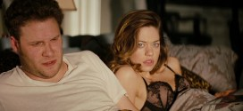 Analeigh Tipton cute and sexy in sea through bra - The Green Hornet (2011) hd720p (3)