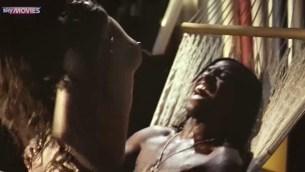 Antonella Costa nude topless bush and hot sex - Cobrador In God We Trust (MX-2006) (8)