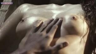 Antonella Costa nude topless bush and hot sex - Cobrador In God We Trust (MX-2006) (1)