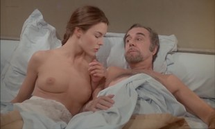 Carole Bouquet nude topless and hot and Angela Molina nude full frontal - That Obscure Object of Desire (1977) hdtv720p