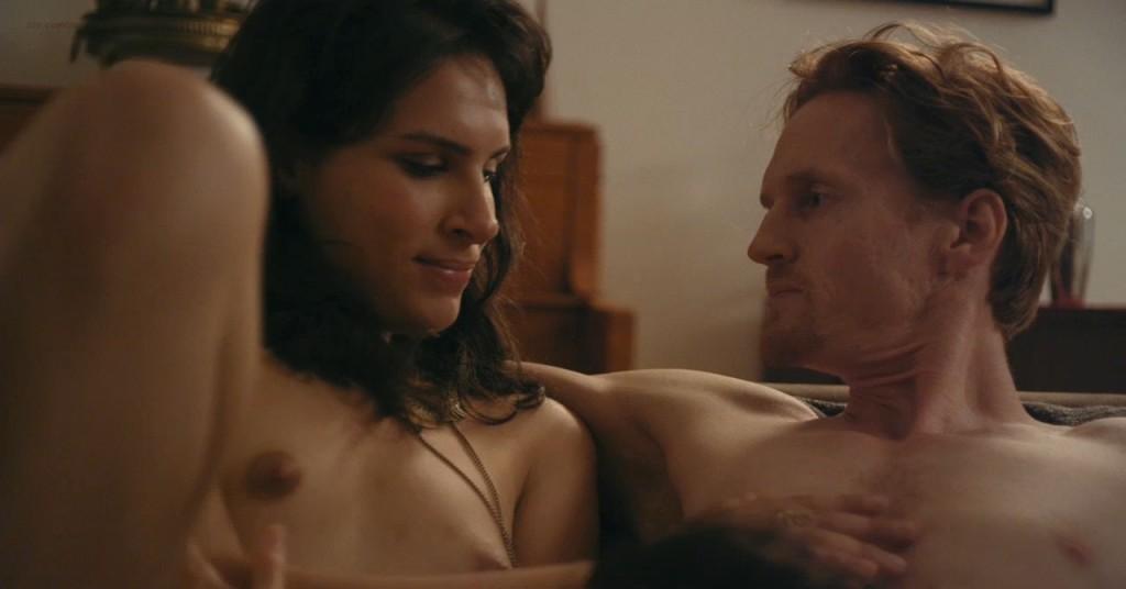 Desiree Akhavan nude topless and sex threesome - Appropriate Behavior (2014) WEB-DL hd720p (7)