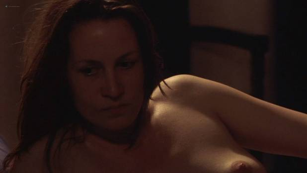 Geno Lechner nude topless lesbian sex - Going Under (2004) HD 1080p (11)