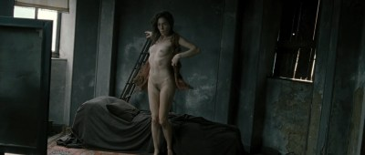 Halina Reijn nude full frontal bush and Tineke Caels nude - Isabelle (NL-2011) hd1080p (2)