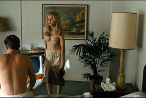 Heather Graham hot and busty in lingerie – Bobby (2006) hd1080p