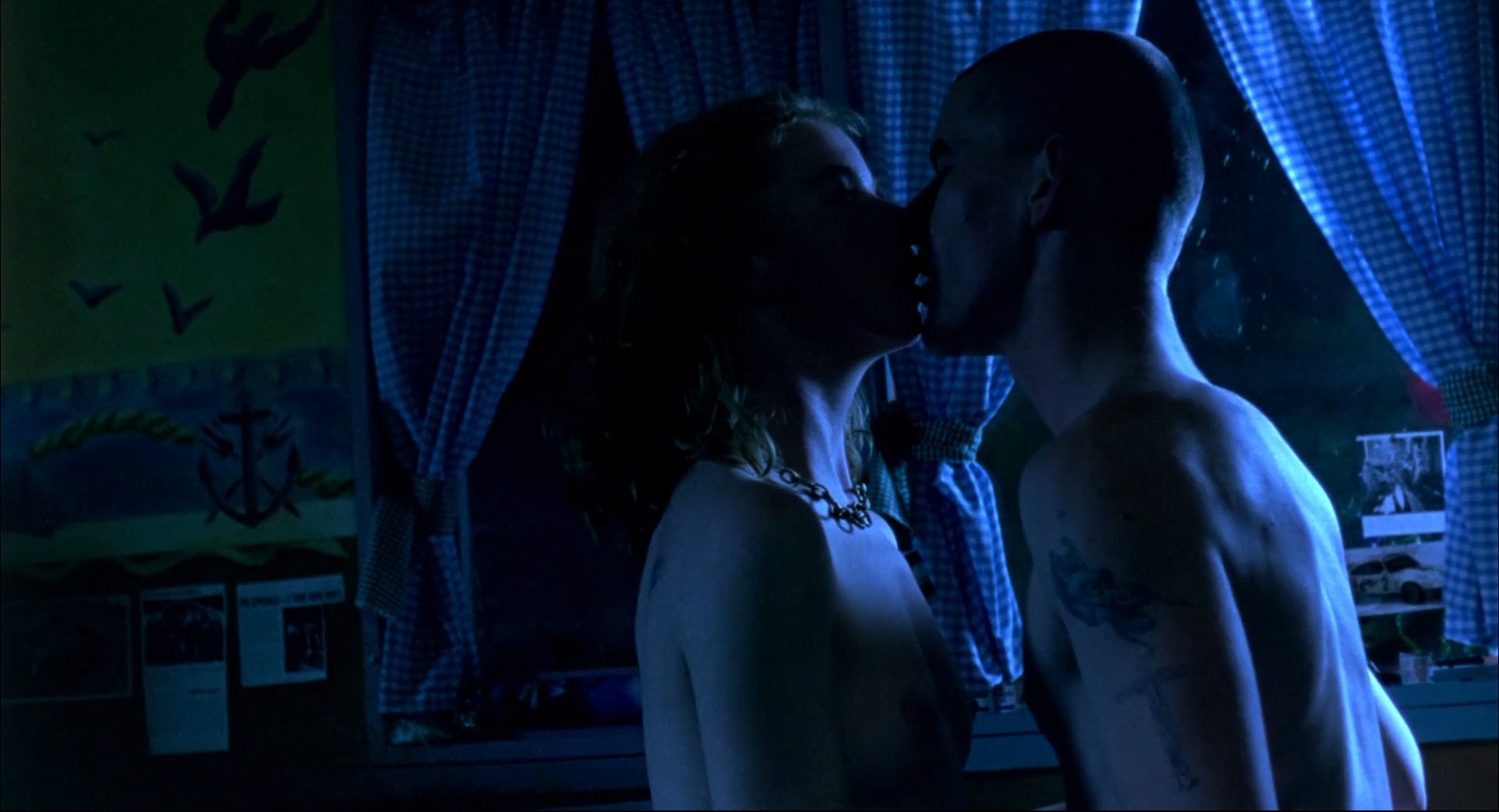 Jacqueline McKenzie nude topless and real sex - Romper Stomper (AU-1992) hd1080p (10)
