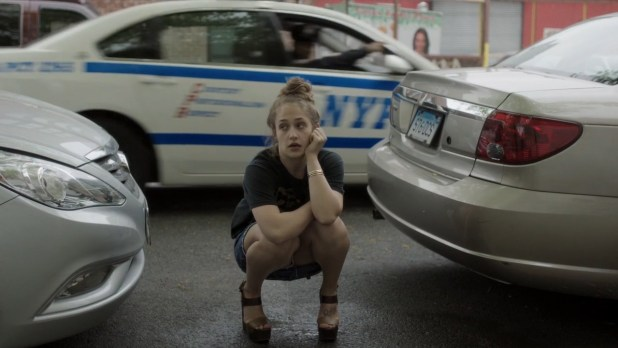 Jemima Kirke nude butt naked and someone nude flashing - Girls (2015) s4e3 hd720p (8)